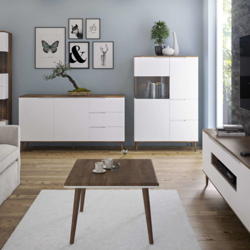 Meble systemowe - nowy design Meblotex - Kolekcja Vincent