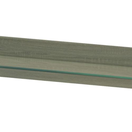 Półka Lido L-12 Prawa z kolekcji mebli systemowych Meblotex
